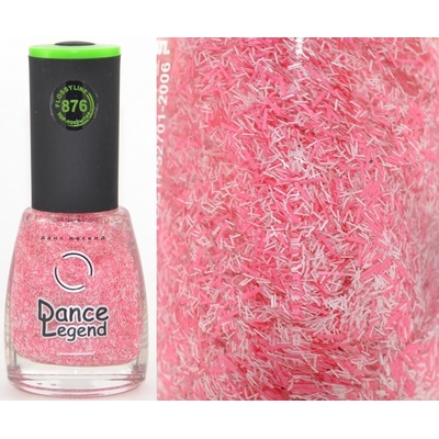 DANCE LEGEND - Vernis Ongles Collection Flossy Line - 876