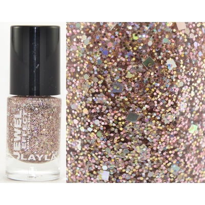 LAYLA - Vernis Ongles Collection Jewel Effect - 02 QUARTZ