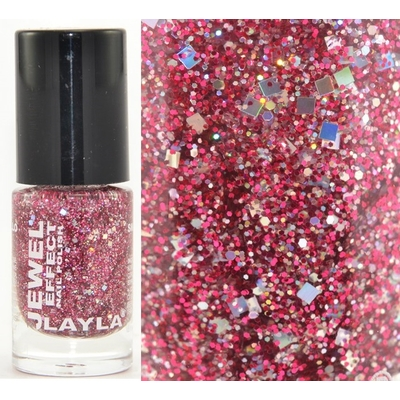 LAYLA - Vernis Ongles Collection Jewel Effect - 03 CORAL