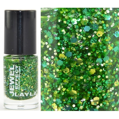 LAYLA - Vernis Ongles Collection Jewel Effect - 07 EMERALD