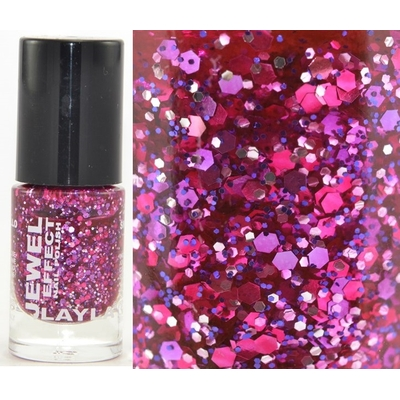 LAYLA - Vernis Ongles Collection Jewel Effect - 05 RUBY