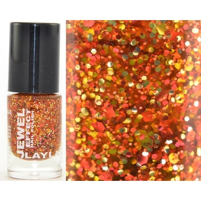 LAYLA - Vernis Ongles Collection Jewel Effect - 08 TOPAZIO