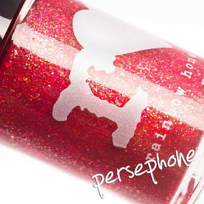 RAINBOW HONEY - Vernis Ongles Collection Holiday - PERSEPHONE