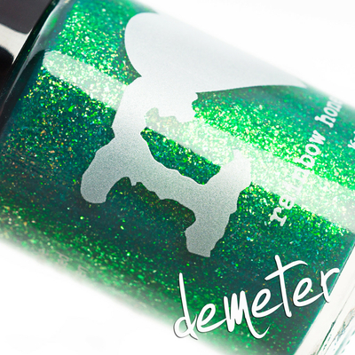 RAINBOW HONEY - Vernis Ongles Collection Holiday - DEMETER