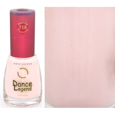DANCE LEGEND - Vernis Ongles Collection French Manicure - F18