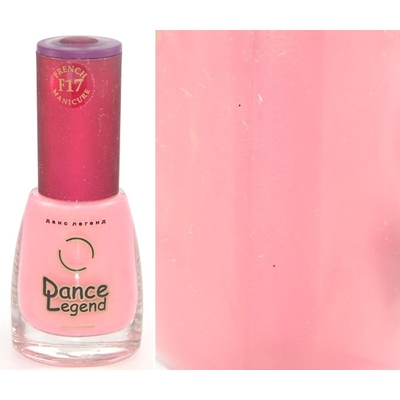 DANCE LEGEND - Vernis Ongles Collection French Manicure - F17