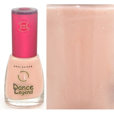 DANCE LEGEND - Vernis Ongles Collection French Manicure - F22