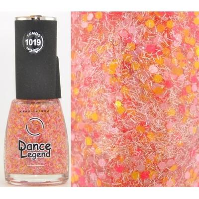 DANCE LEGEND - Vernis Ongles Lumineux Collection Lumos - 1019 INCENDIO