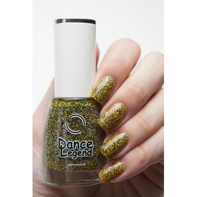 DANCE LEGEND - Vernis Ongles Collection Caviar Polish - 1002 YELLOW BOXFISH