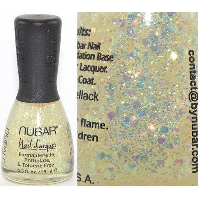 NUBAR - Vernis Ongles Collection Alter Ego - KRISTAL