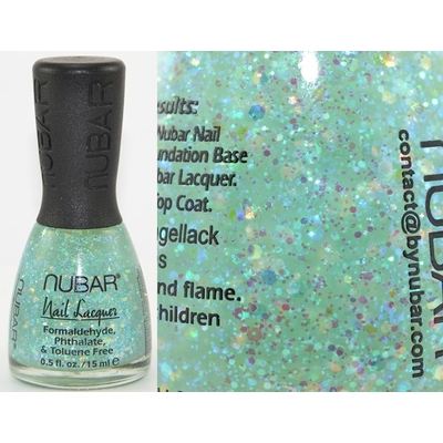 NUBAR - Vernis Ongles Collection Alter Ego - TRIXIE