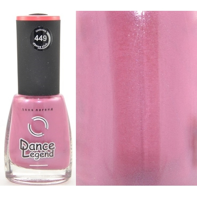 DANCE LEGEND - Vernis Ongles Collection Multistar - 449