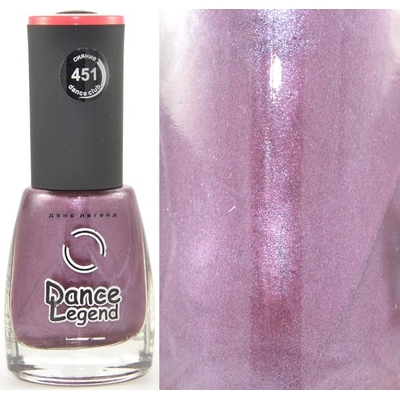 DANCE LEGEND - Vernis Ongles Collection Multistar - 451