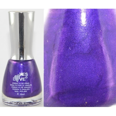 YES LOVE - Vernis à Ongles effet Mat Collection Leather - 02