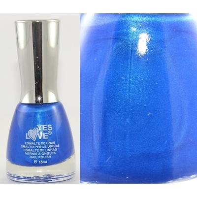YES LOVE - Vernis à Ongles effet Mat Collection Leather - 04
