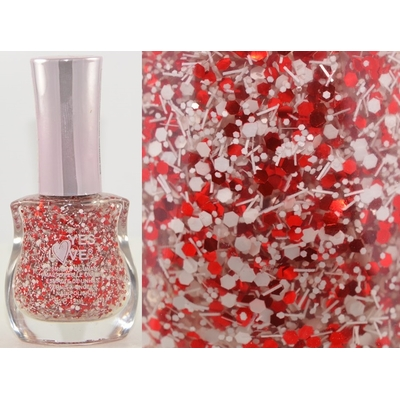 YES LOVE - Vernis à Ongles Collection Snow Flack - 17