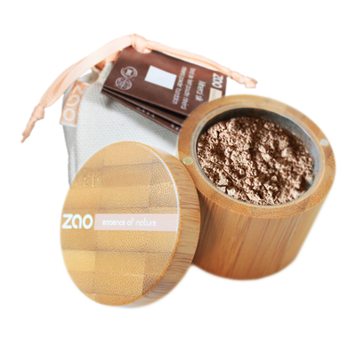 ZAO MAKE UP - Minéral Silk - 504 BEIGE NEUTRE
