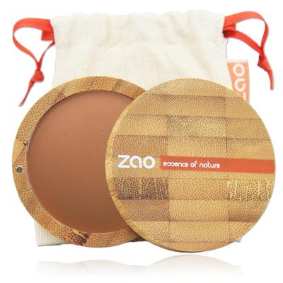 ZAO MAKE UP - Terre Cuite Minérale - 344 CHOCOLAT
