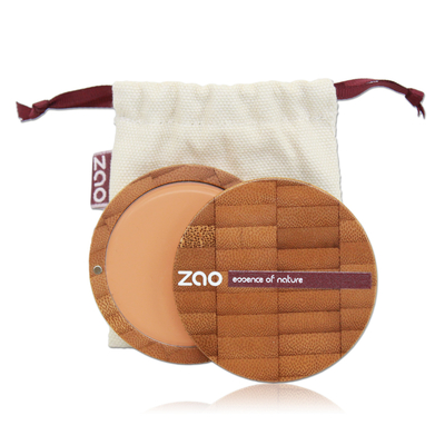 ZAO MAKE UP - Fond de Teint Compact - 731 ABRICOT