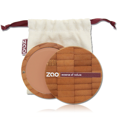 ZAO MAKE UP - Fond de Teint Compact - 732 PETALE DE ROSE