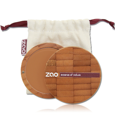 ZAO MAKE UP - Fond de Teint Compact - 734 CAPUCCINO