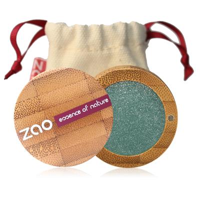 ZAO MAKE UP - Fard à Paupière Nacré - 109 TURQUOISE NACRE