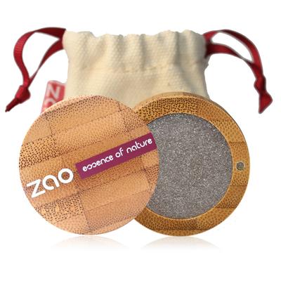 ZAO MAKE UP - Fard à Paupière Nacré - 107 BRUN GRIS NACRE