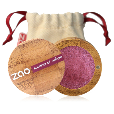 ZAO MAKE UP - Fard à Paupière Nacré - 115 RUBIS