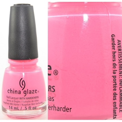 CHINA GLAZE - Vernis à Ongles Collection Off Shore - FLOAT ON