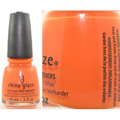 CHINA GLAZE - Vernis à Ongles Collection Off Shore - STOKED TO BE SOAKED