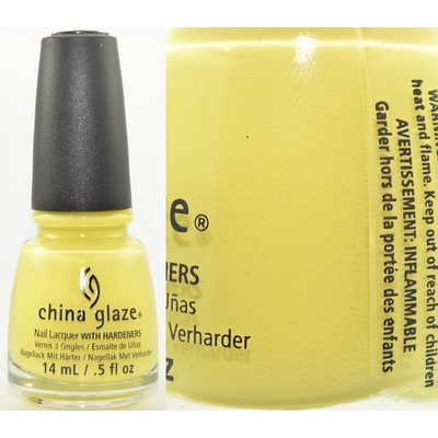 CHINA GLAZE - Vernis à Ongles Collection Off Shore - SUN UPON MY SKIN