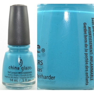 CHINA GLAZE - Vernis à Ongles Collection Off Shore - WAIT N' SEA