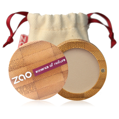 ZAO MAKE UP - Fard à Paupières Mat - 202 BRUN BEIGE
