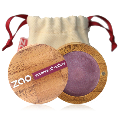 ZAO MAKE UP - Fard à Paupières Creme - 253 AMETHYSTE