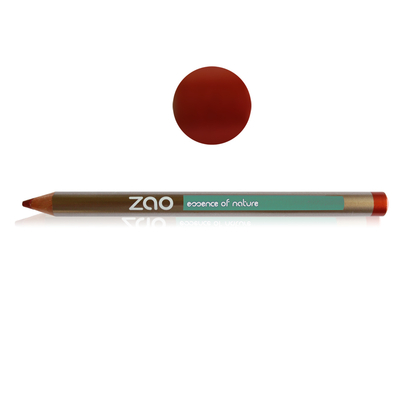 ZAO MAKE UP - Crayon Multifonction - 610 ROUGE CUIVRE