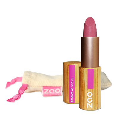 ZAO MAKE UP - Rouge à Lèvres Mat - 461 ROSE BONBON