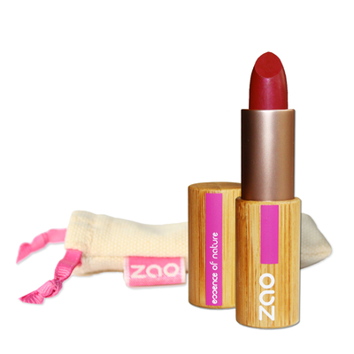 ZAO MAKE UP - Rouge à Lèvres Mat - 463 ROSE ROUGE