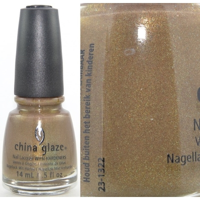 CHINA GLAZE - Vernis à Ongles Collection All Aboard - MIND THE GAP