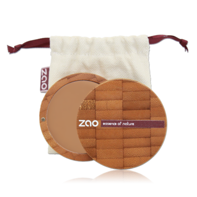 ZAO MAKE UP - Fond de Teint Compact - 730 IVOIRE