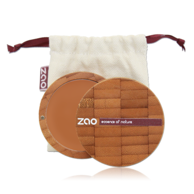 ZAO MAKE UP - Fond de Teint Compact - 736 TOPAZE