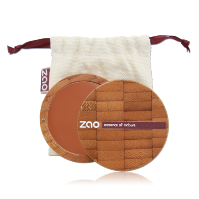 ZAO MAKE UP - Fond de Teint Compact - 737 BRONZE