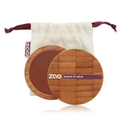 ZAO MAKE UP - Fond de Teint Compact - 739 CAROUBE