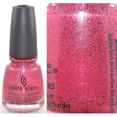 CHINA GLAZE - Vernis Roche Collec Apocalypse Of Colour - I LOVE YOUR GUTS