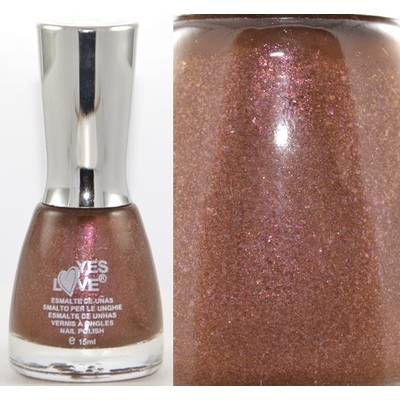 YES LOVE - Vernis à Ongles Collec Shiny Glitter. 44