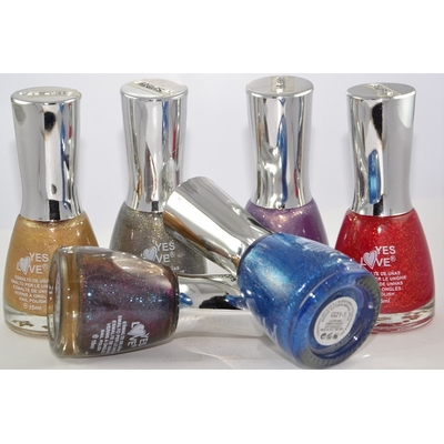 YES LOVE - Vernis à Ongles Collec Shiny- Collection Compléte