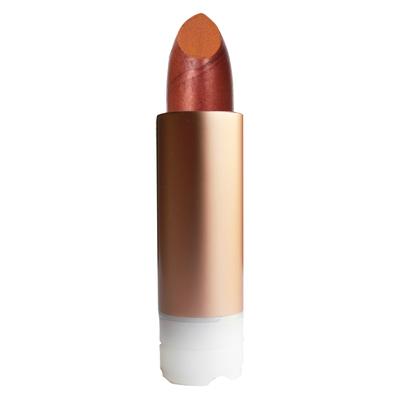 ZAO MAKE UP - Rouge à Lèvres Nacré - 407 CUIVRE Recharge