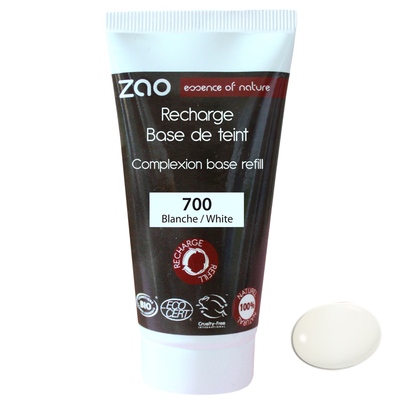 ZAO MAKE UP - Base Teint - LUMIERE DU TEINT Recharge