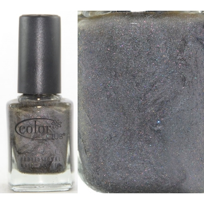 COLOR CLUB - Vernis Ongles Collection Untamed Luxury - MS. HAUTIE
