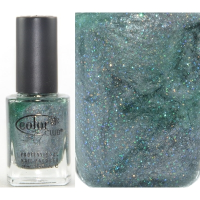 COLOR CLUB - Vernis Ongles Collection Untamed Luxury - DE-LUXE-CIOUS
