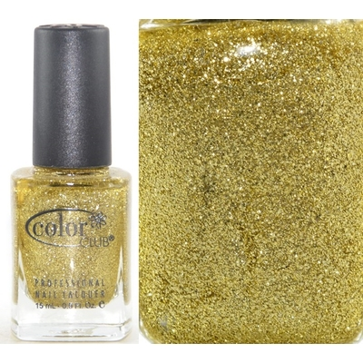 COLOR CLUB - Vernis Ongles Collection Glitter Vixen  - SULTRY DIVA